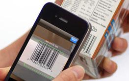 smartphone codici a barre app